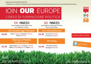 Join OUR Europe2